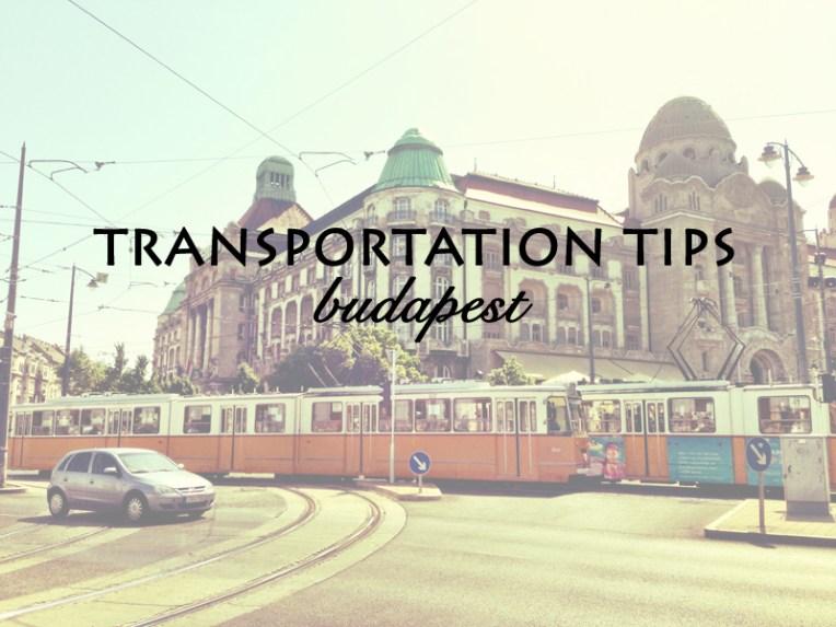transportation-tips-budapest